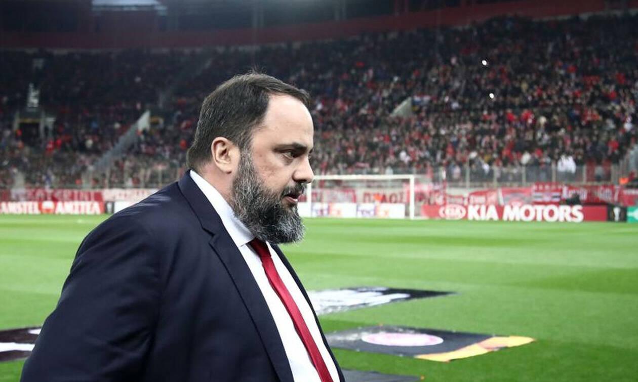 Μαρινάκης σε παίκτες: «Δεν ήμασταν ατσάλι, είναι ντροπή»