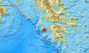 Σεισμός στη Ζάκυνθο: Αυτό είναι το μέγεθος της δόνησης που αναστάτωσε το νησί (pics)