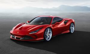 Αυτή είναι η νέα Ferrari F8 Tributo με τα 720 άλογα!