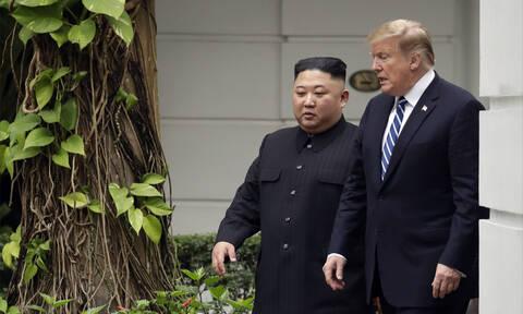 Συνάντηση Τραμπ - Κιμ: Γιατί οι συνομιλίες ΗΠΑ - Βόρειας Κορέας οδηγήθηκαν σε «Βατερλώ»