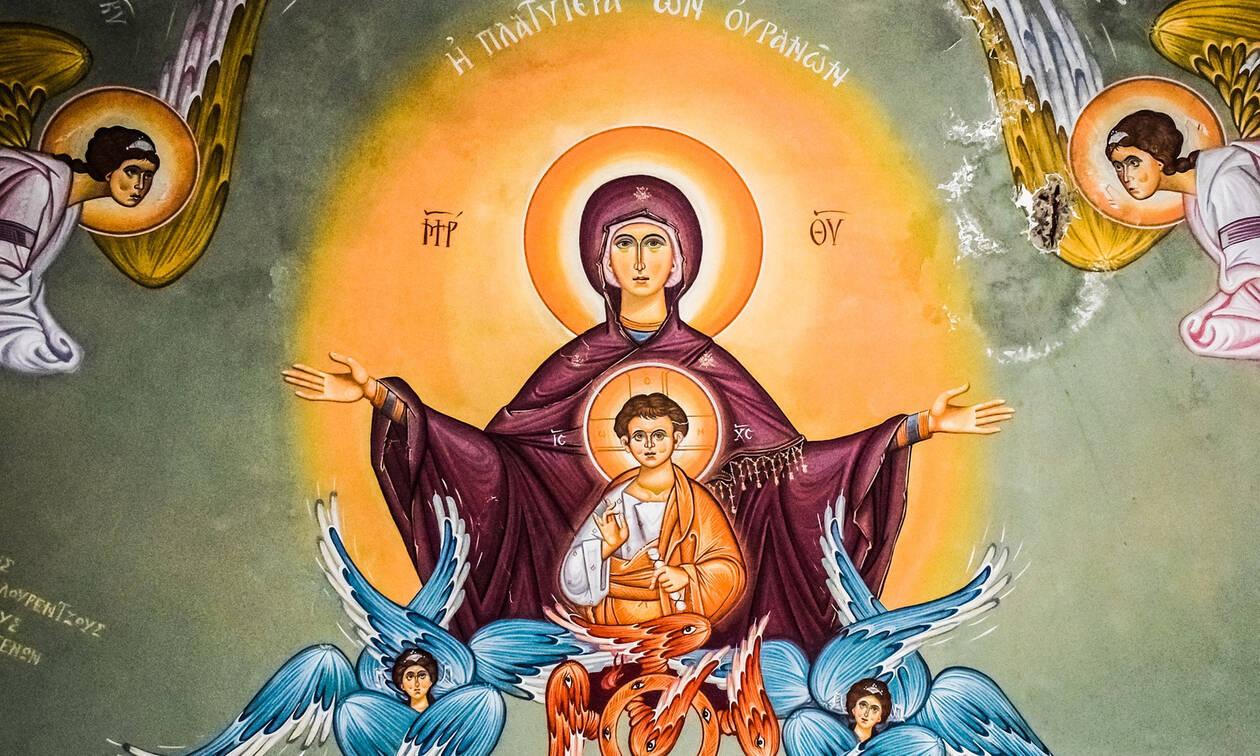 Η εικόνα της Παναγίας που δεν βρέθηκε ακόμα