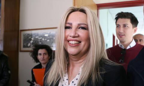 Γεννηματά κατά Τσίπρα: «Έφτιαξε τη νέα Δεξιά - Δεν έχει θέση στην Κεντροαριστερά» (vids)