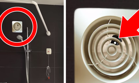 Προσοχή! Αν δείτε κάτι τέτοιο στο μπάνιο ξενοδοχείου... τρέξτε μακριά (video)