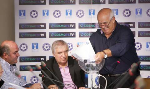 Κύπελλο Ελλάδας: Τότε θα γίνει η κλήρωση των ημιτελικών