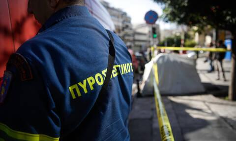 Τραγωδία στη Θεσσαλονίκη: Νεκρός πυροσβέστης σε φωτιά στο Καλοχώρι