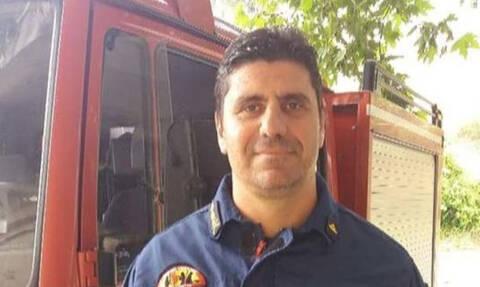 Τραγωδία στη Θεσσαλονίκη: Αυτός είναι ο πυροσβέστης που πέθανε σε φωτιά στο Καλοχώρι