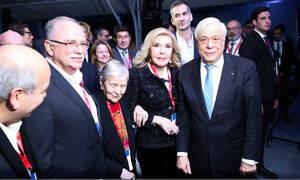 Η Μαριάννα Βαρδινογιάννη στο 4ο Οικονομικό Φόρουμ των Δελφών