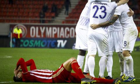 «Άρωμα»... ΠΑΟΚ στον αποκλεισμό του Ολυμπιακού από τη Λαμία!