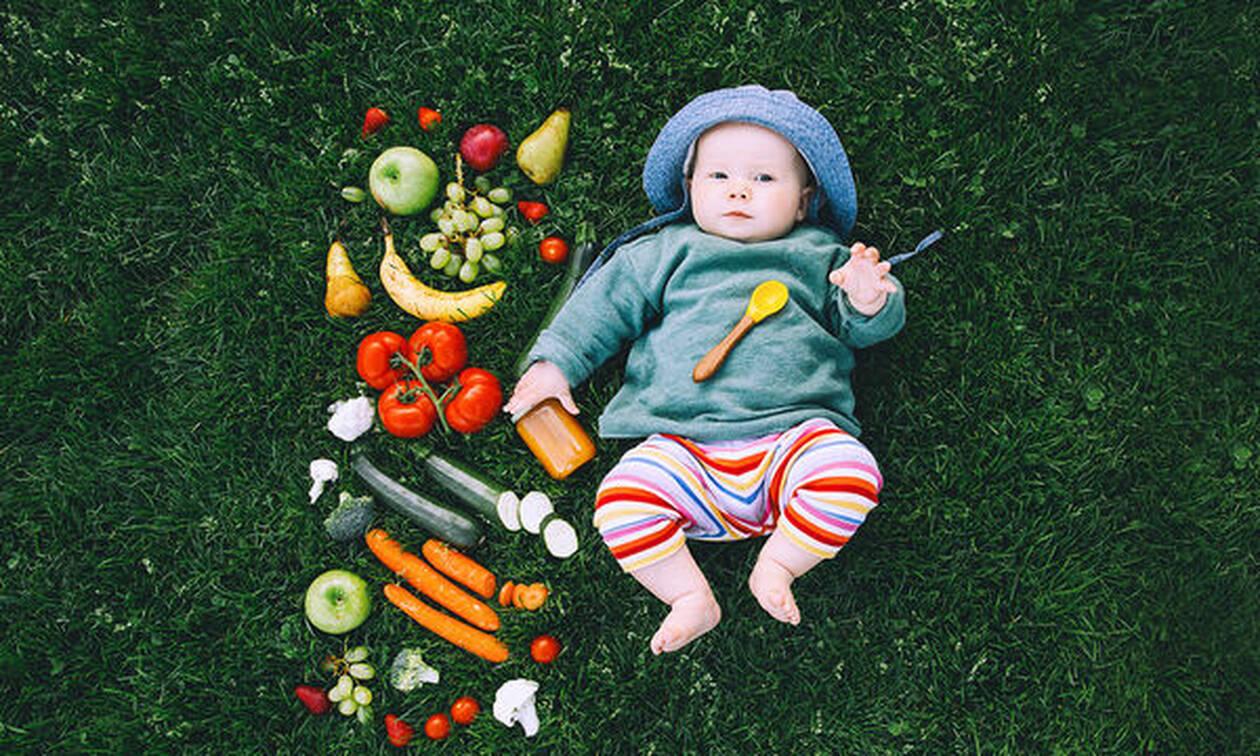 Δέκα τρόφιμα που θα ενισχύσουν τον εγκέφαλο του μωρού σας