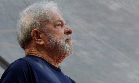 Βραζιλία: Άδεια στον φυλακισμένο Λούλα ντα Σίλβα για να πάει στην κηδεία του 7χρονου εγγονού του