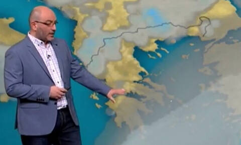 Καιρός: Η ενημέρωση του Σάκη Αρναούτογλου για την τάση του καιρού μέχρι τις 20 Μαρτίου...