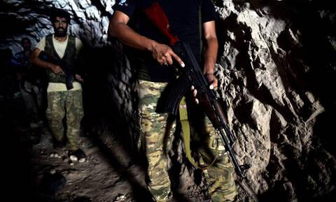 Συρία: Φερόμενα μέλη του ISIS εκτελέστηκαν από τζιχαντιστές στην Ιντλίμπ