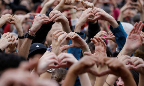 Ιταλία: Χιλιάδες άνθρωποι διαδήλωσαν κατά του ρατσισμού στο Μιλάνο