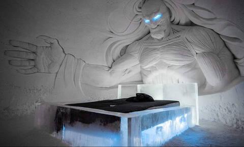 Δημιούργησαν ξενοδοχείο Game of Thrones και το εσωτερικό του είναι ΕΠΙΚΟ! (pics)