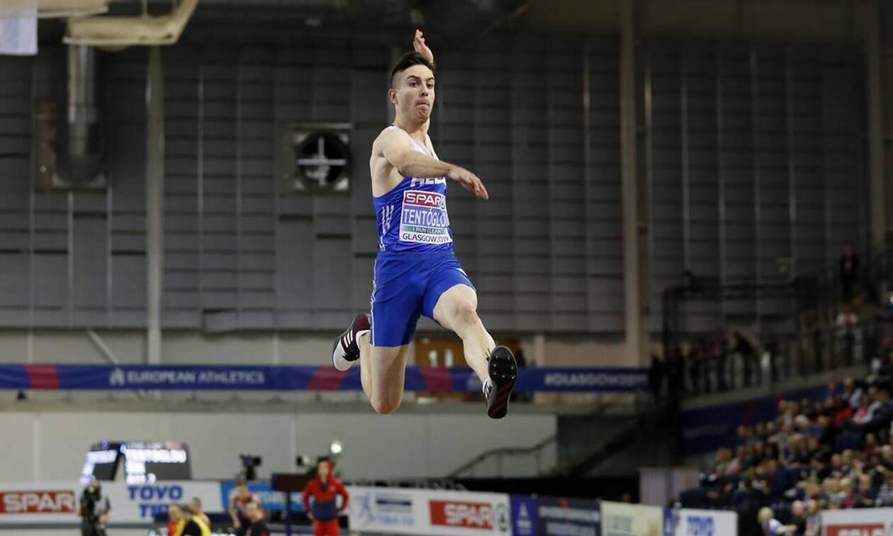 Πρωταθλητής Ευρώπης ο Τεντόγλου - Χρυσό μετάλλιο στο μήκος με παγκόσμια επίδοση στη Γλασκώβη