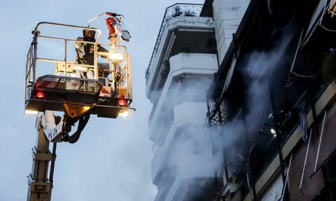 Θρίλερ στον Πύργο: Άνδρας αυτοπυρπολήθηκε μπροστά σε πυροσβέστες (pics)