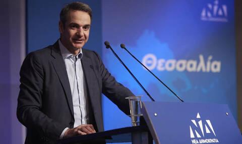 Κυριάκος Μητσοτάκης: Ελάχιστο εγγυημένο εισόδημα ύψους 1 δισ. ευρώ σε 800.000 πολίτες