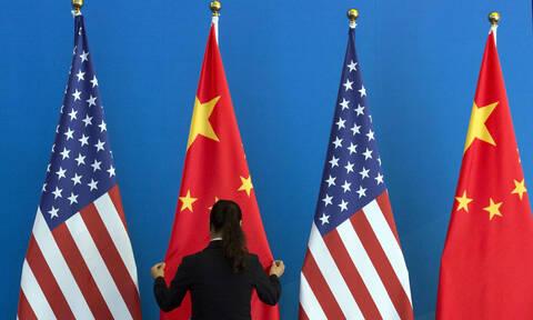 Τελειώνει ο «πόλεμος»: Κοντά σε συμφωνία για το εμπόριο Ουάσιγκτον και Πεκίνο