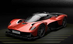 Απίστευτη απόδοση: 1.176 οι ίπποι και 900 τα Nm της Aston Martin Valkyrie