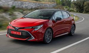 H Toyota ετοιμάζει γρήγορη έκδοση GRMN και για τη νέα Corolla