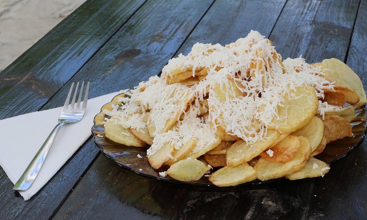 Παρήγγειλε τηγανητές πατάτες και του σέρβιραν ΑΥΤΟ - Έμεινε κάγκελο! (pic)