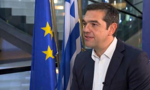 Ципрас планирует посетить Скопье