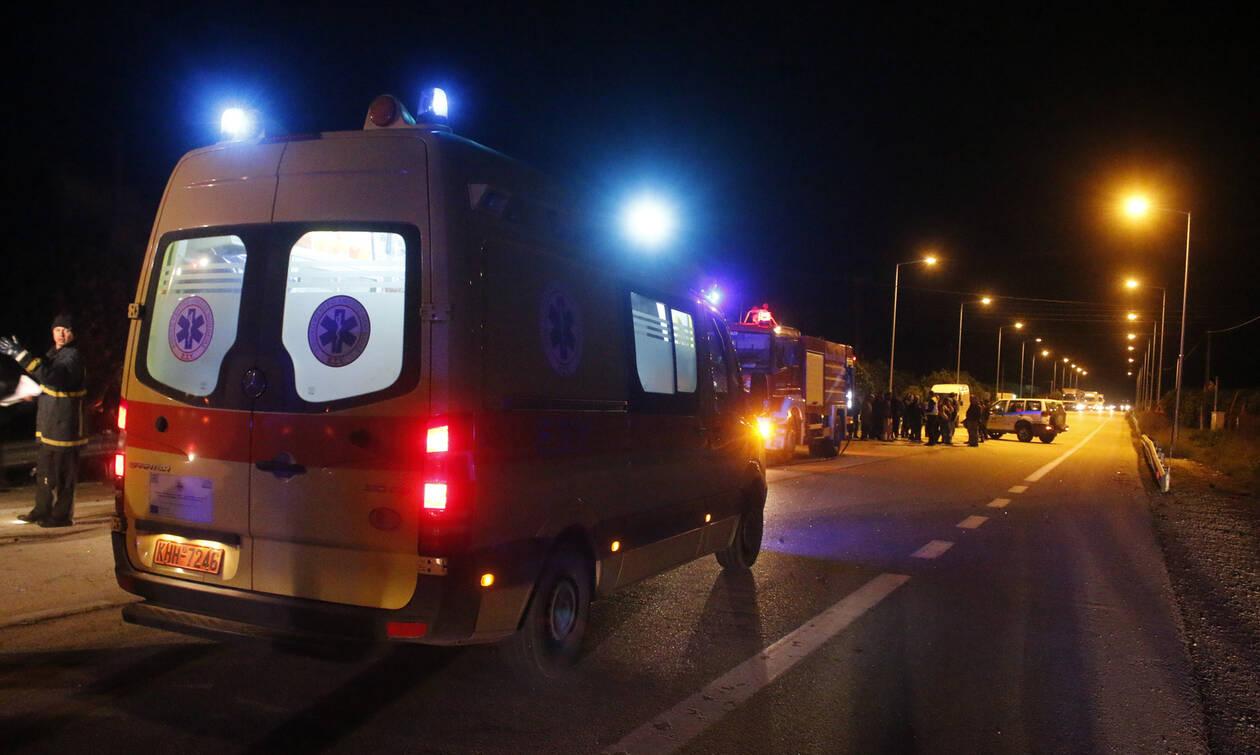 Κατερίνη: Τραγικό τροχαίο με θύμα ένα νεαρό άνδρα