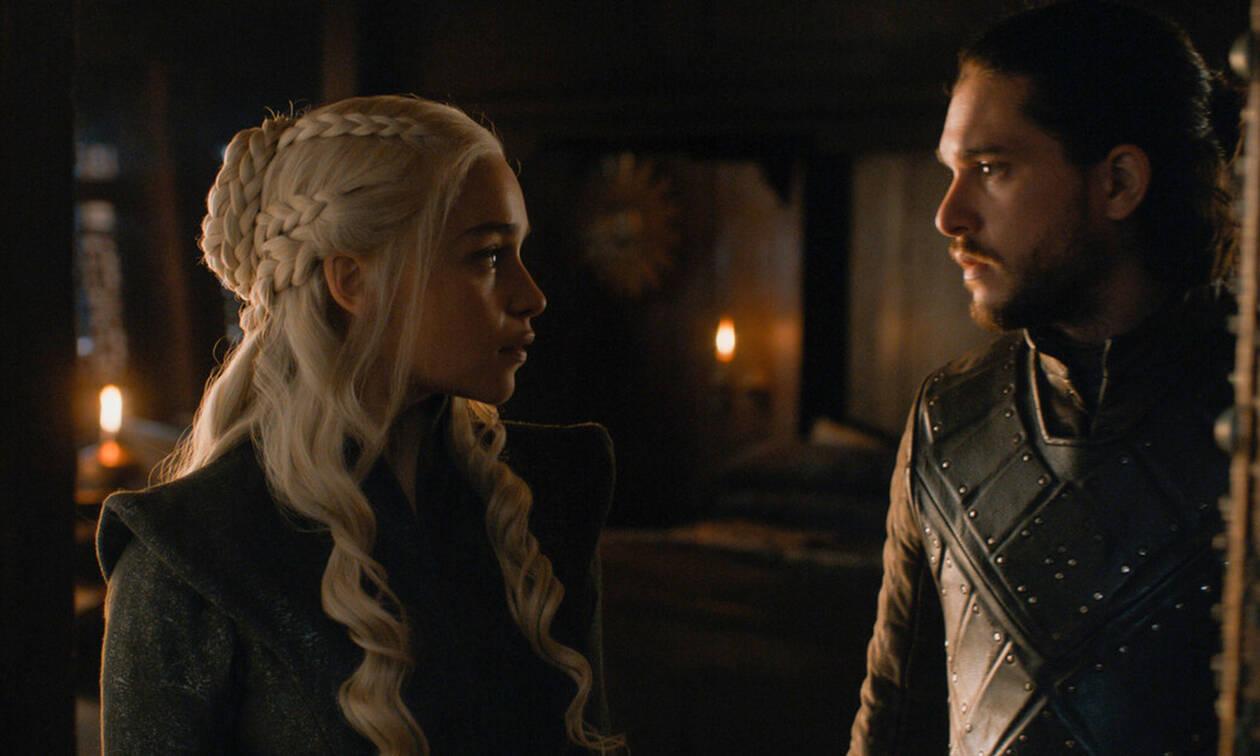 Δείτε στιγμές από τον νέο κύκλο του Game of Thrones!