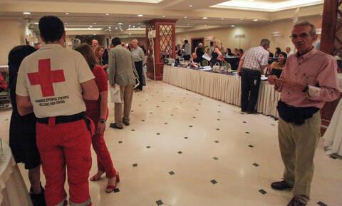 Ανυπόληπτες ενέργειες με τις εγγραφές νέων μελών στον Ελληνικό Ερυθρό Σταυρό