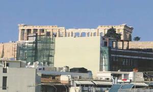 «Παγώνει» η ανέγερση υψηλών κτιρίων στην Ακρόπολη - «Φρένο» στις οικοδομικές άδειες