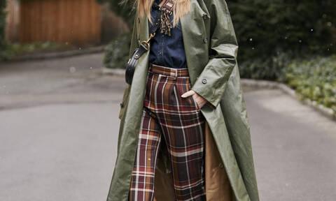 Καρό Παντελόνι: 5 τρόποι να φορέσεις το πιο fashionable κομμάτι της σεζόν