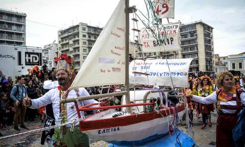 Σε συναγερμό η ΕΛ.ΑΣ. για το πατρινό καρναβάλι – Τι φοβούνται οι Αρχές