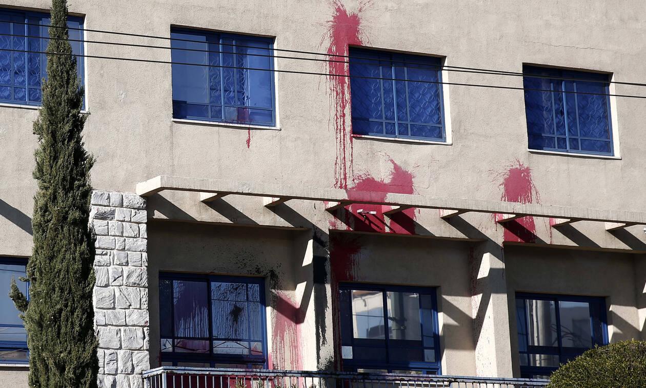 Ταυτοποιήθηκε 28χρονος για την επίθεση στην πρεσβεία του Ισραήλ το 2017
