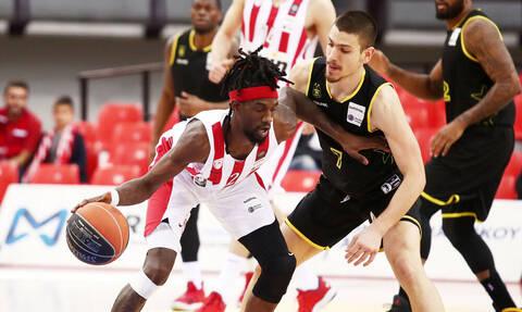 Η βαθμολογία της Basket League μετά τη νίκη του Ολυμπιακού επί του Άρη (photo)