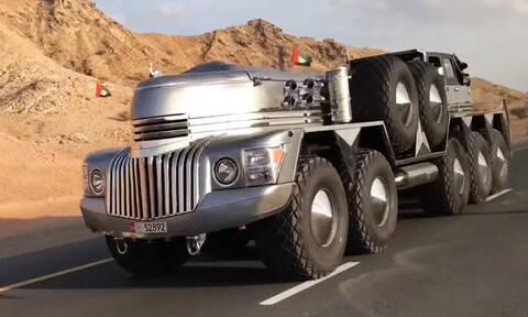 Ποιο είναι το πιο περίεργο όχημα στον κόσμο;