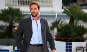 Λουκ Πέρι: Παγκόσμια συγκίνηση για τον «Ντίλαν» του Beverly Hills