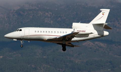 Μυστηριώδης πτήση: Γιατί προσγειώθηκε στην Αθήνα το κυβερνητικό αεροσκάφος της Βενεζουέλας