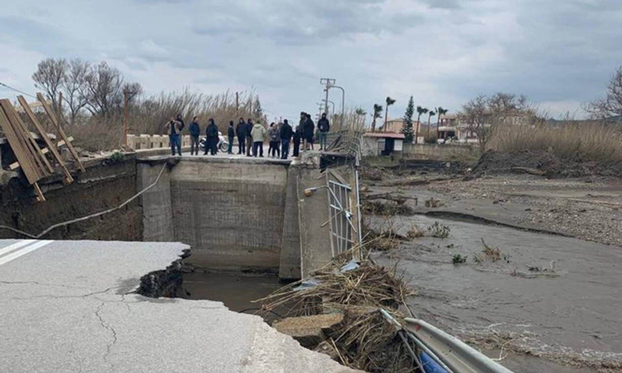 Φονική κακοκαιρία στην Κρήτη: Έβρεχε ασταμάτητα επί 41 ώρες