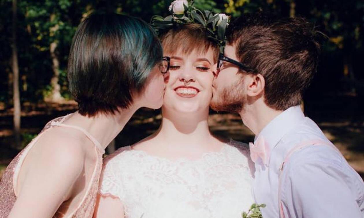 Ζευγάρι ερωτεύτηκε και έχει δεσμό με την παράνυφο από το γάμο τους (photos)