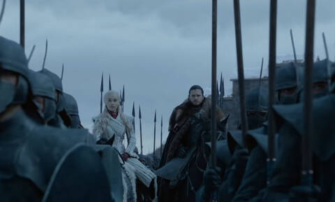 Game of Thrones: Μόλις κυκλοφόρησε! Δείτε το τρέιλερ για τον 8ο κύκλο!