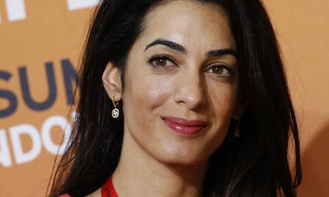 8000 δολάρια για μια βραδιά με την σύζυγο του George Clooney