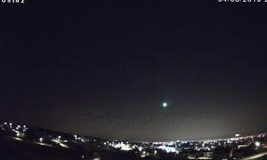 Κύπρος: Εντυπωσιακό φαινόμενο ορατό σε διάφορες περιοχές - Ήταν τελικά μετεωρίτης;
