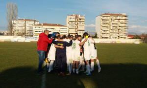 Γ' Εθνική: Σάλος με παίκτη που αποκάλεσε Σκοπιανούς φιλάθλους του Μακεδονικού! (photos)