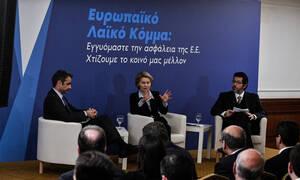 Μητσοτάκης: Απαραίτητη η κοινή ευρωπαϊκή πολιτική ασφάλειας