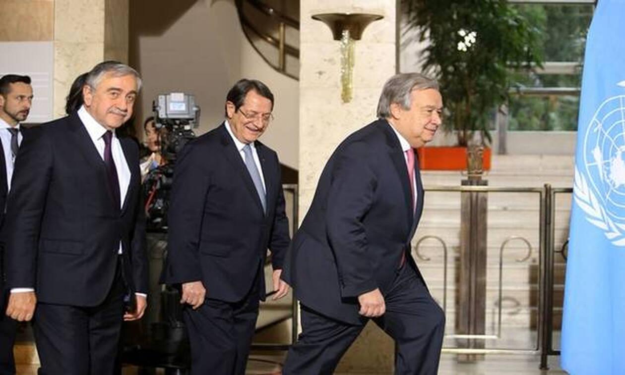 Η Κύπρος καταγγέλλει στον ΓΓ ΟΗΕ τις παράνομες έρευνες Τουρκίας στην ΑΟΖ