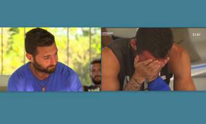 Survivor: Οι δύσκολες στιγμές των παικτών-Τα κλάματα και η συγκίνηση