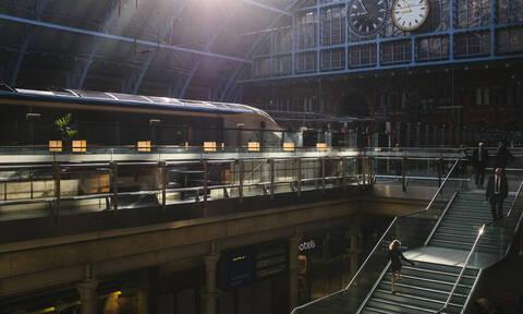 Λονδίνο: Εκκενώθηκε ο σιδηροδρομικός σταθμός Σεν Πάνκρας