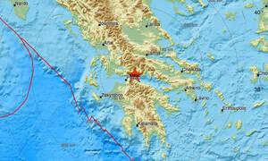 Σεισμός κοντά στη Ναύπακτο (pics)