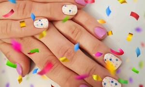 Φτιάξε μόνη σου τα πιο εντυπωσιακά σχέδια στα νύχια για το καρναβάλι