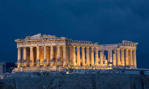 Акрополь попал десятку лучших достопримечательностей мира